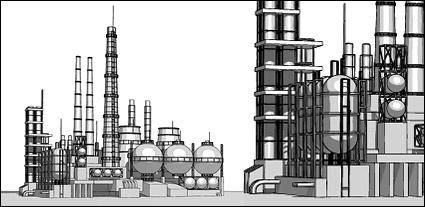 free vector Vector Heavy Industries plant material