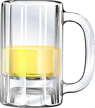 free vector Mug Of Beer clip art