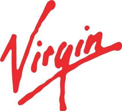free vector Virgin logo