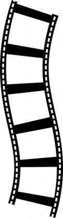 free vector Film Strip clip art