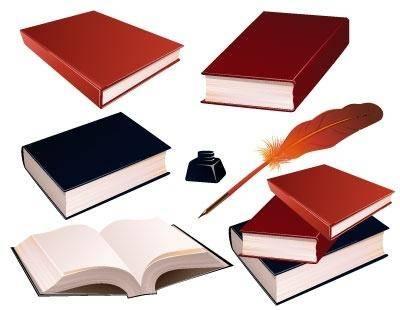 free vector Books