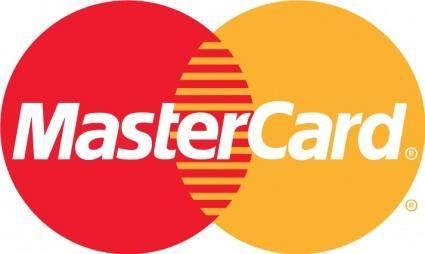 free vector MasterCard logo