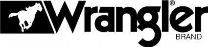 free vector Wrangler logo