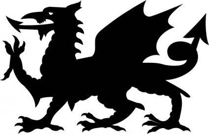 United KingdomWales clip art