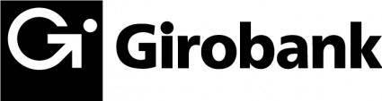 free vector Girobank logo