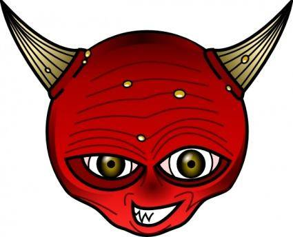 Red Devil clip art