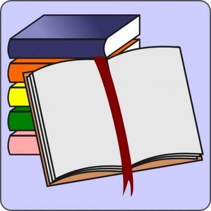 Cod Fsfe Books Icon clip art
