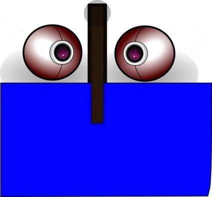Double Eye clip art
