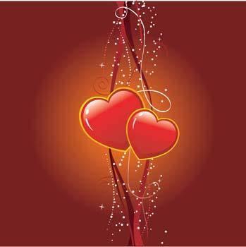Heart vector 93