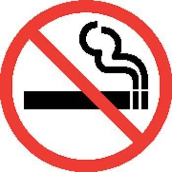 free vector No smooking Sign Board Vector