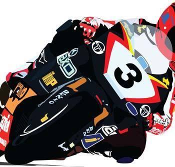 MotoGP Vector