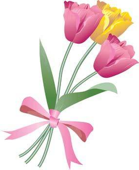 free vector Bouquet of flower 20