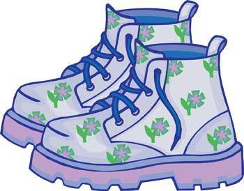 free vector Childs shoes 3
