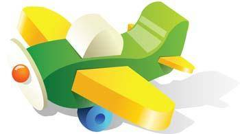 free vector Wooden toys for children 17