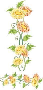 free vector Flo Flower 40