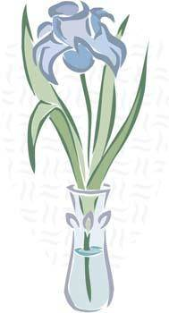 free vector Vaza Flower 1