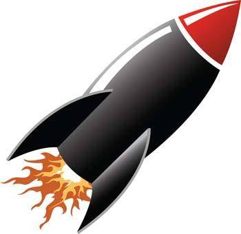 free vector Space Rocket Vector 5