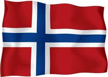 free vector Norway Flag Vector