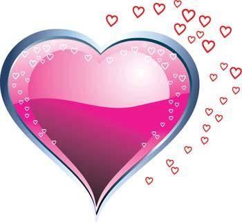 Heart vector 61
