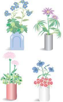 Vaza Flower 16