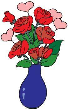 free vector Vaza Flower 3