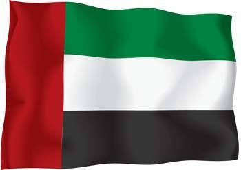free vector United Arab Emirates Flag Vector