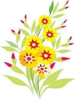 free vector Flo Flower 28
