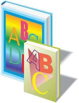 free vector Literature book 2