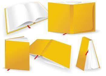 Book Vector 9