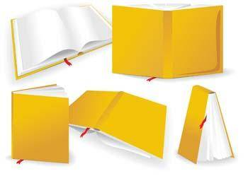 free vector Book Vector 9