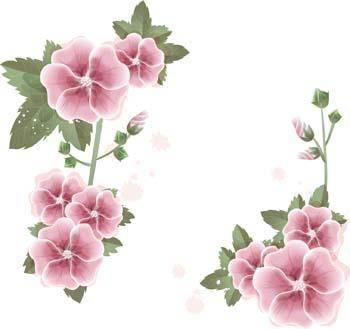 free vector Flower of Seven color 46