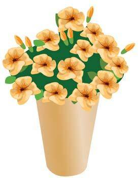 free vector Vaza Flower 4