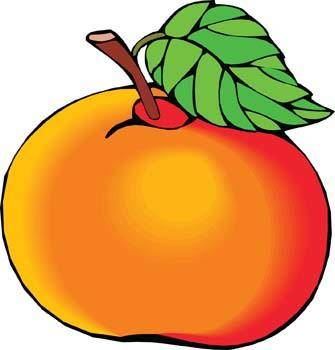 free vector Peach 4