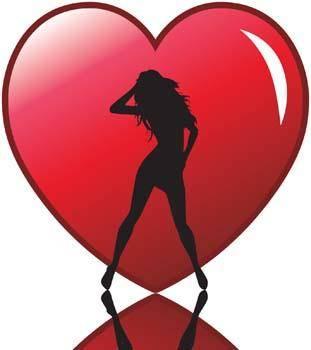 Heart vector 96