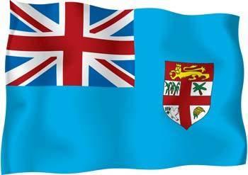 free vector Fiji Flag Vector