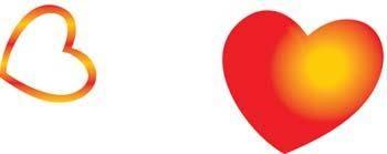 Heart vector 1