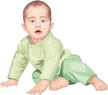 free vector Baby Vector 19