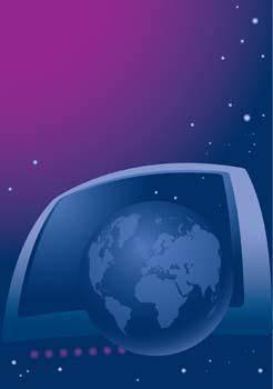 Globe Vector 21