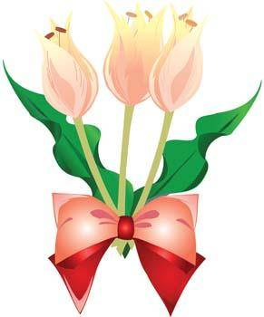 free vector Tulip Flower 5