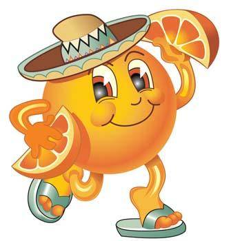 Citrus fruit 4