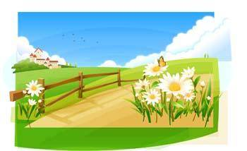 free vector Flower of Seven color 31