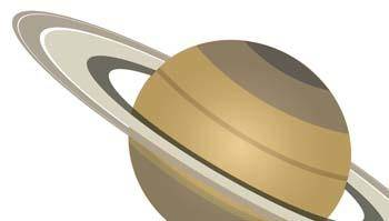 free vector Saturn Vector