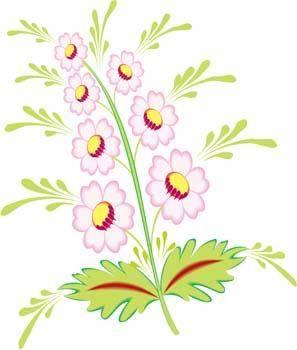 free vector Flo Flower 26