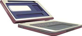 Notebook Vector 12