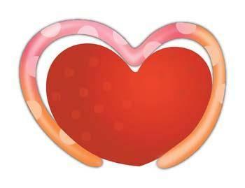 Heart vector 16