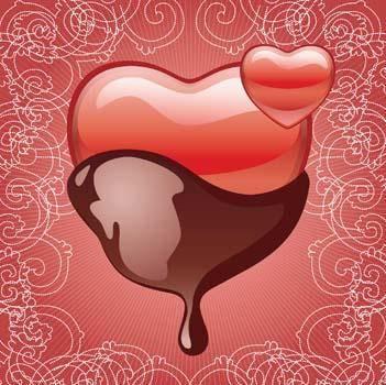 Heart vector 89