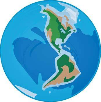 Globe Vector 3