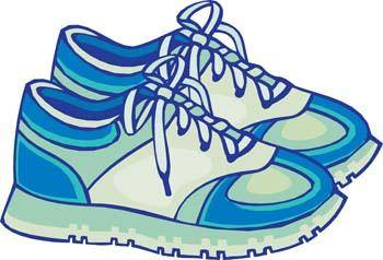 free vector Childs shoes 2