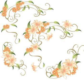 free vector Flo Flower 51