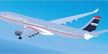 free vector Adels Airways
